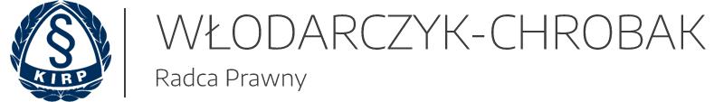 Radca prawny Łódź | Kancelaria prawna Włodarczyk-Chrobak